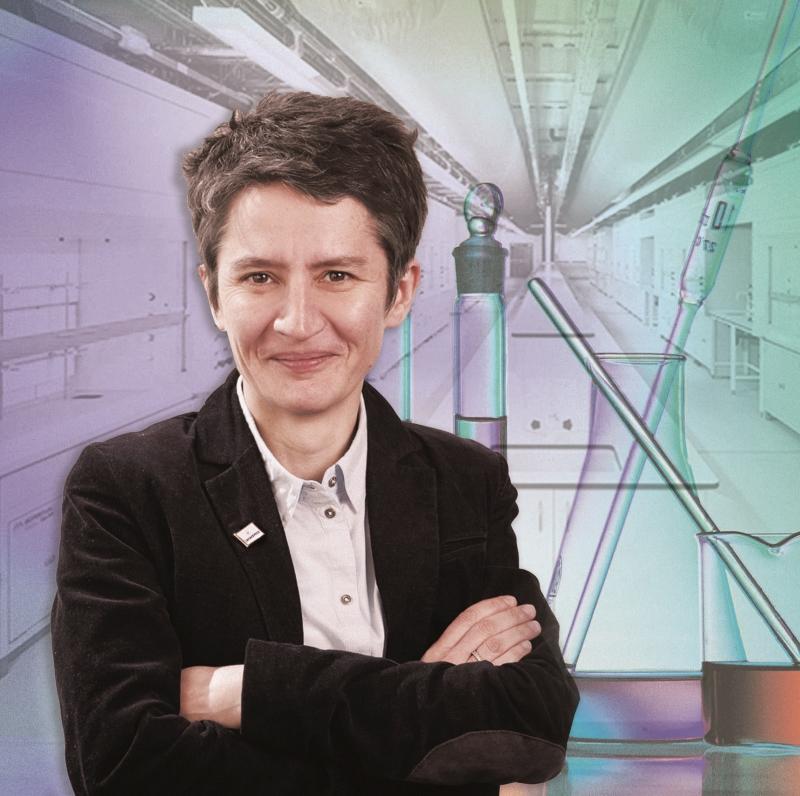 Dr. ing. chimist Mariana Patrascu